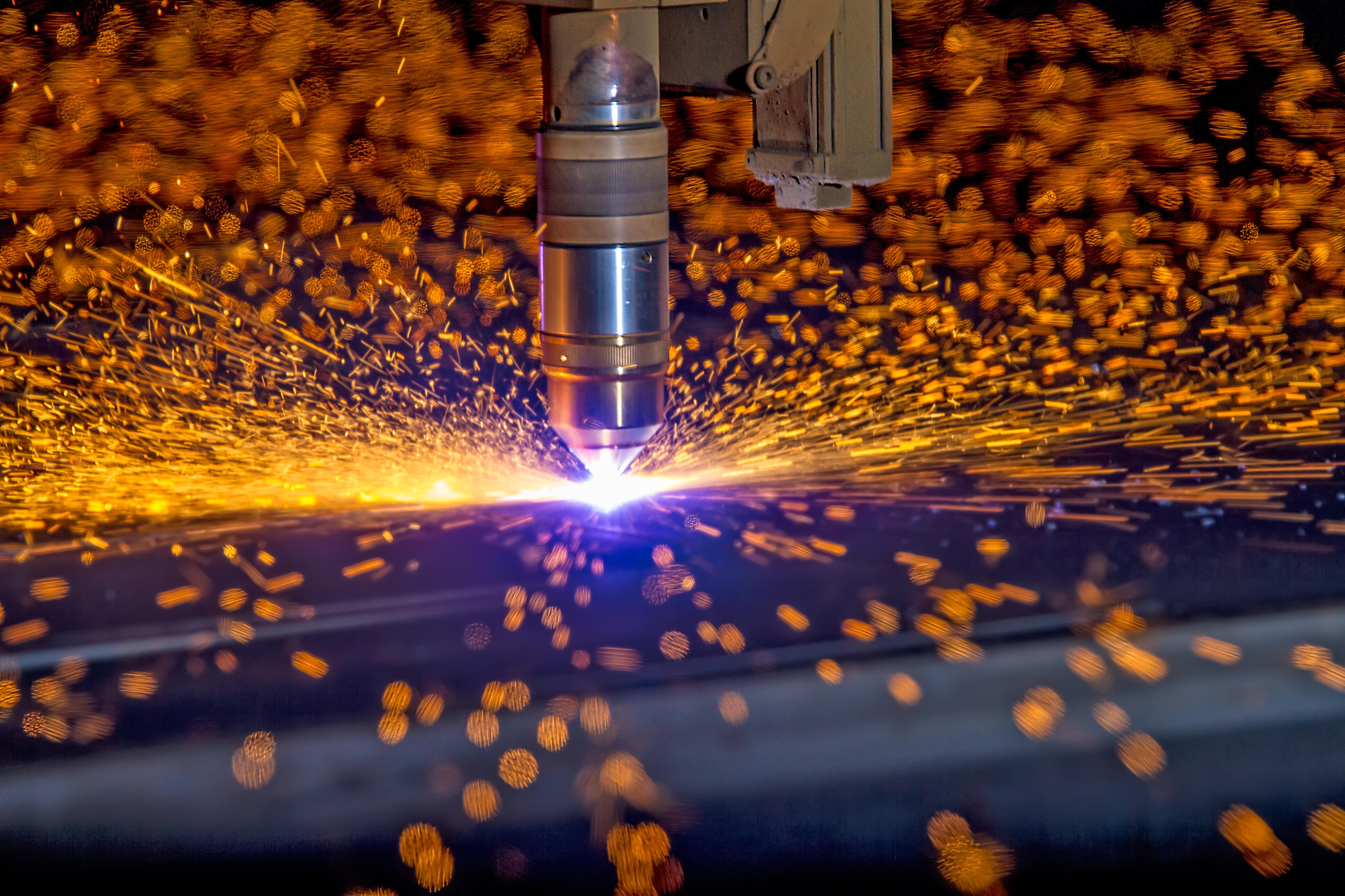 What is CNC Plasma Cutting